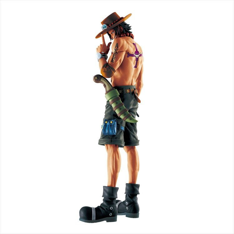 One Piece - Portgas D Ace Memory Figure