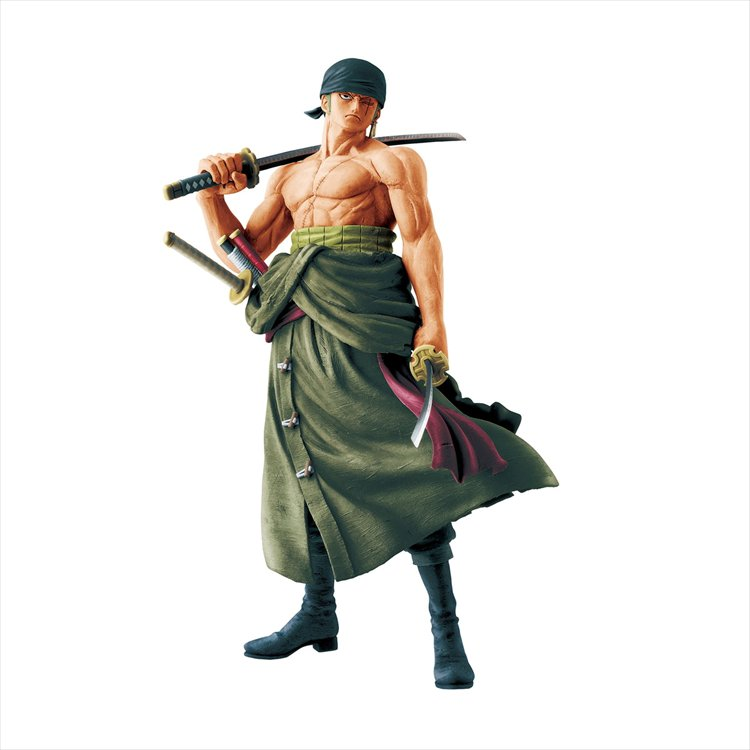 One Piece - Roronoa Zoro Memory Figure