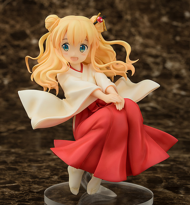 Kiniro Mosaic Pretty Days - 1/8 Alice Cartelet Priestess Ver Figure