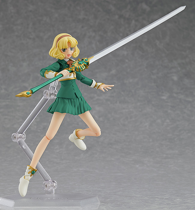 Magic Knight Rayearth - Fu Hououji Figma