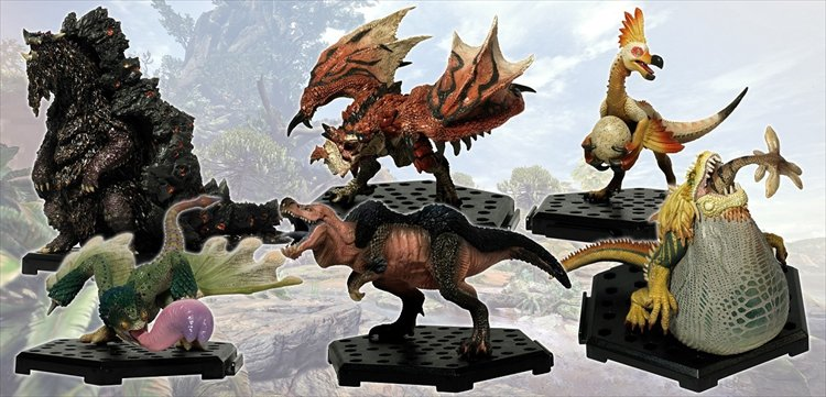 Monster Hunter - Capcom Figure Builder Standard Model Plus Vol 9 BLIND BOX