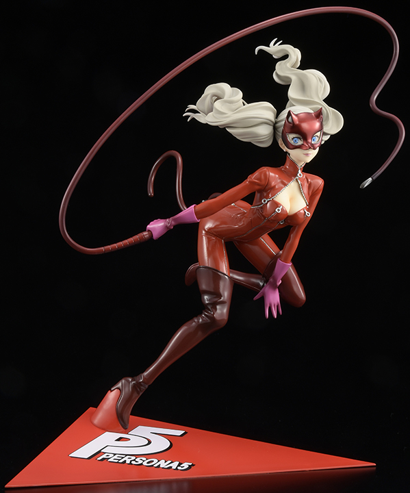 Persona 5 - 1/7 Anne Takamaki Phantom Thief Ver. Hobby Japan Limited Red Base Edition PVC Figure