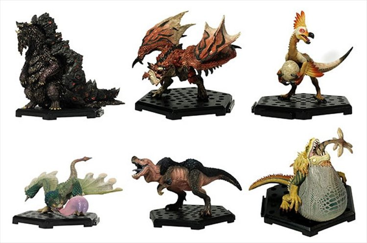 Monster Hunter - Standard Model Plus Vol. 9 Single BLIND BOX Re-release