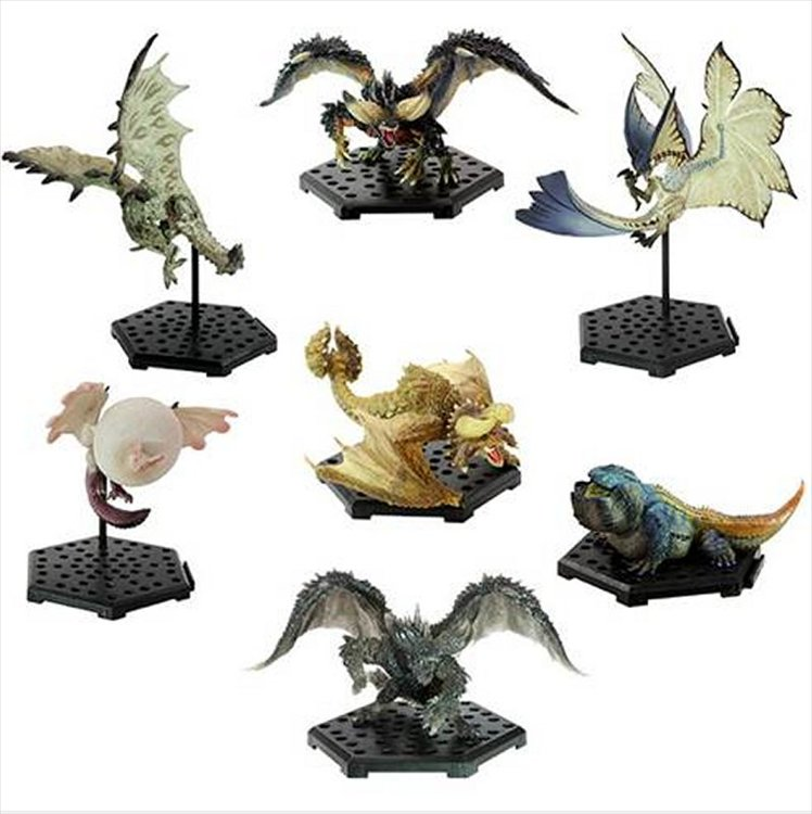 Monster Hunter - Standard Model Plus Vol. 10 Single BLIND BOX Re-release
