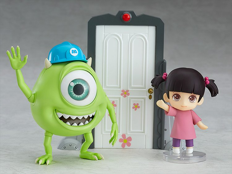 Monsters Inc - Mike and Boo Set: DX Ver.Nendoroid