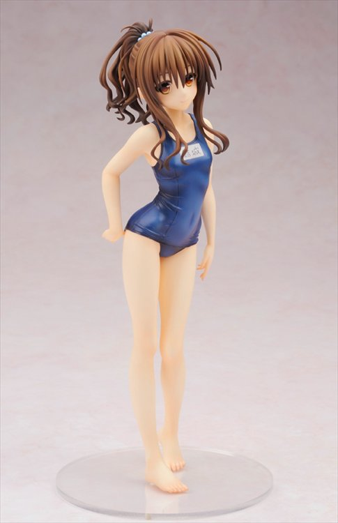 To Love Ru Darkness - 1/7 Mikan Yuuki School Swimsuit Ver. PVC Figure Re-release