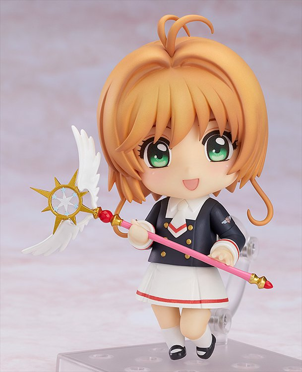 Cardcaptor Sakura Clear Card - Sakura Kinomoto Tomoeda Junior High Uniform Ver. Nendoroid