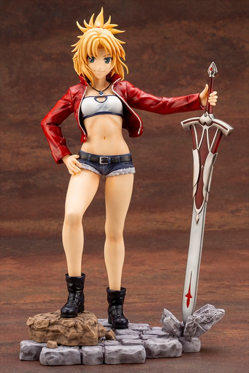 Fate/Apocrypha - 1/7 Saber of Red/Mordred Ani Statue