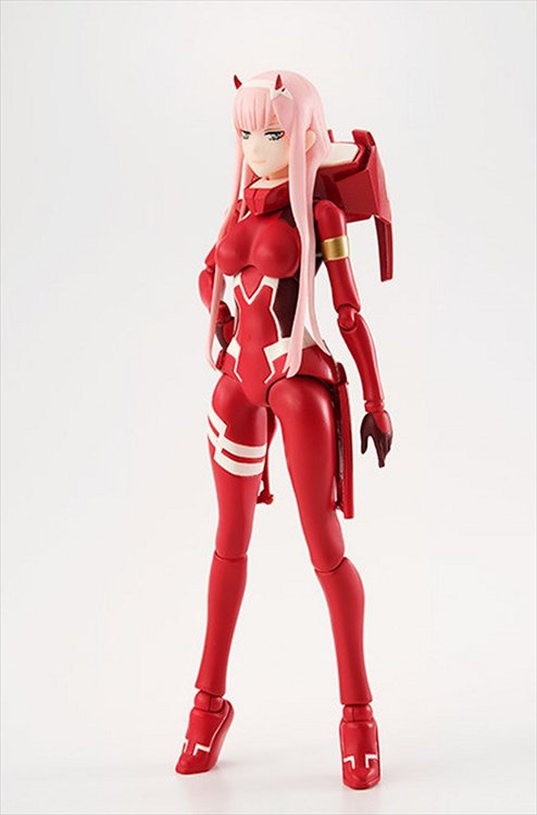 Darling in the Franxx - Zero Two S.H Figuarts