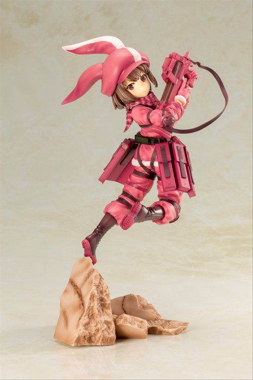 Sword Art Online Alternative: Gun Gale Online - 1/7 Llenn Ani Statue