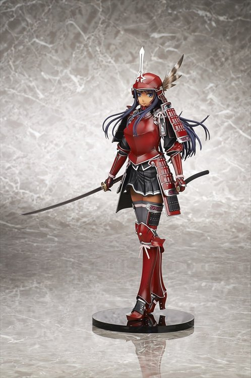 Walkure Romanze More and More - 1/6 Akane Ryuzoji Red Ver. PVC Figure