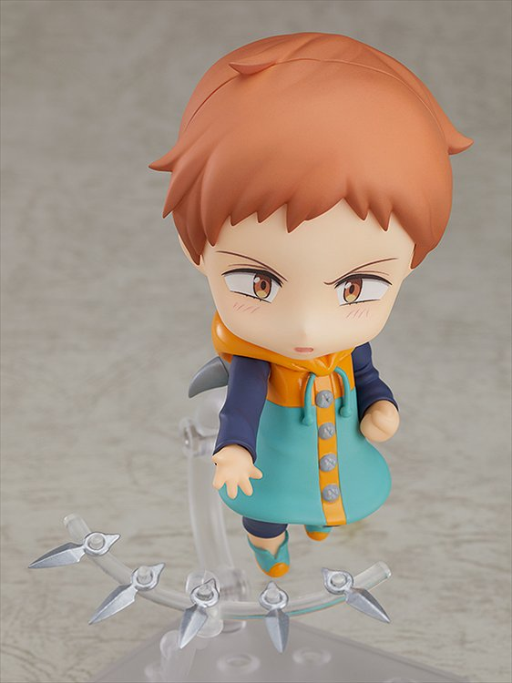 The Seen Deadly Sins - King Nendoroid