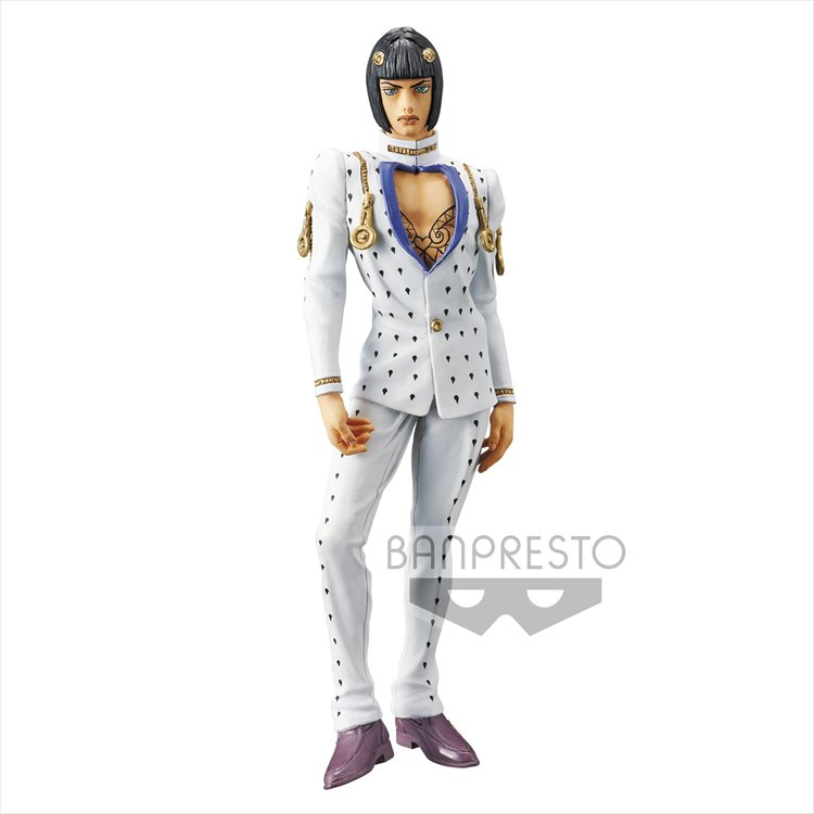 JoJos Bizarre Adventure Golden Wind - Bruno Bucciarati Prize Figure