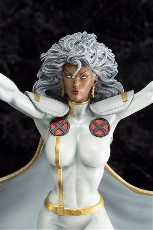X Men - 1/6 Storm Danger Room Sessions Ver. Fine Art Statue