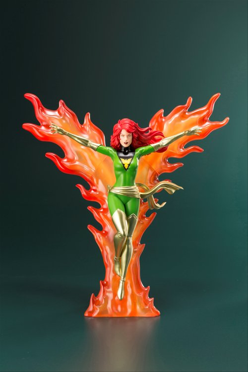 X Men 92 - 1/10 Phoenix Furious Power Ver. ARTFX+ Statue