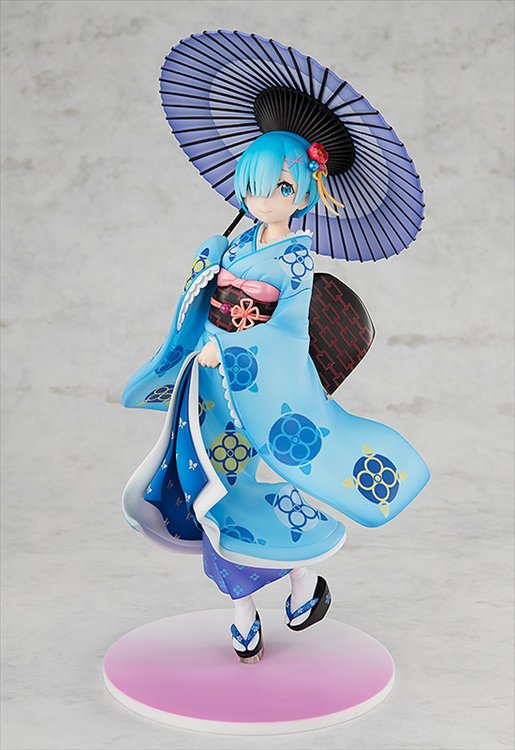 Re:Zero Starting Life in Another World - 1/8 Rem: Ukiyo-e Ver. PVC Figure