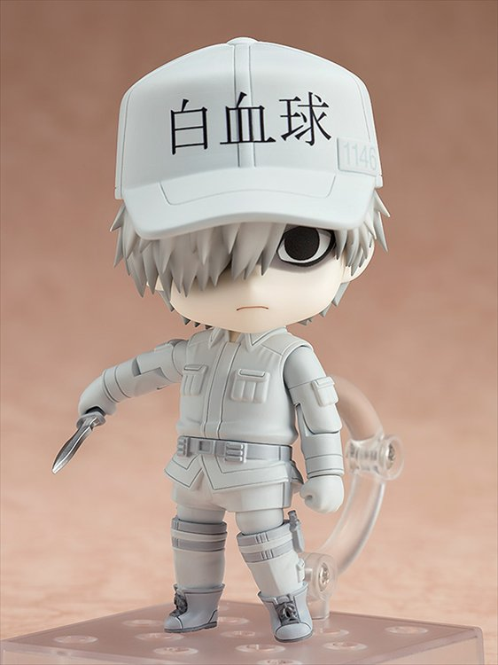Cells at Work - White Blood Cell Nendoroid