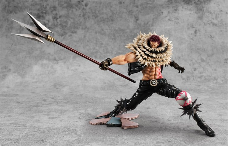 One Piece - 1/8 Katakuri SA-Maximum Ver. PVC Figure