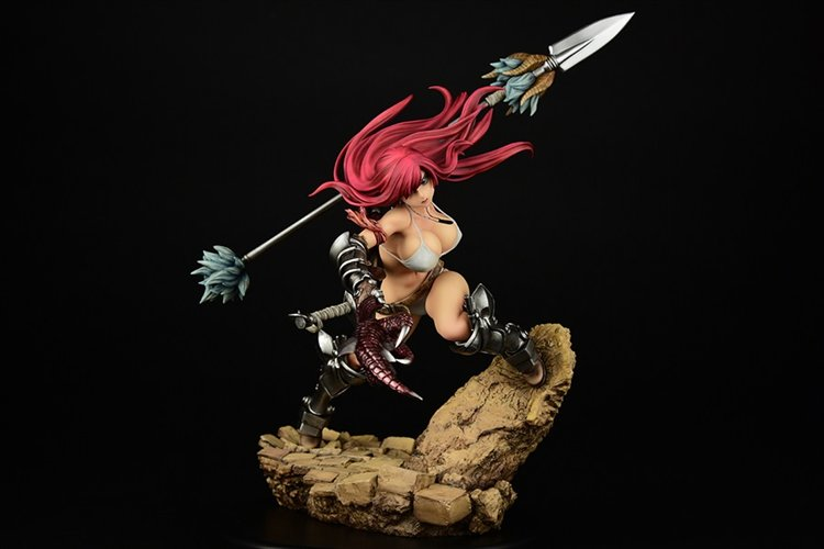 Fairy Tail - 1/6 Erza Scarlet the Knight ver. PVC Figure