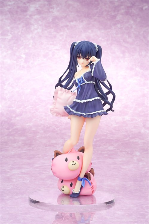 Hyperdimension Neptunia - 1/8 Noire Wake Up Ver. PVC Figure