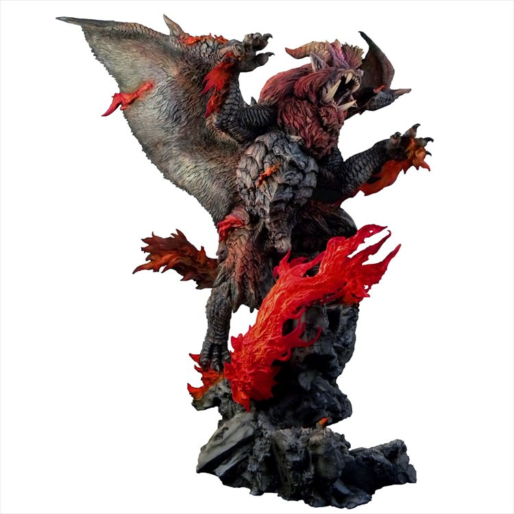 Monster Hunter - Teostra Cpacom Figure Builder Creators