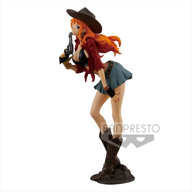 One Piece - Nami Treasure Cruise World Journey Vol.1 Ver. Banpresto Prize Figure