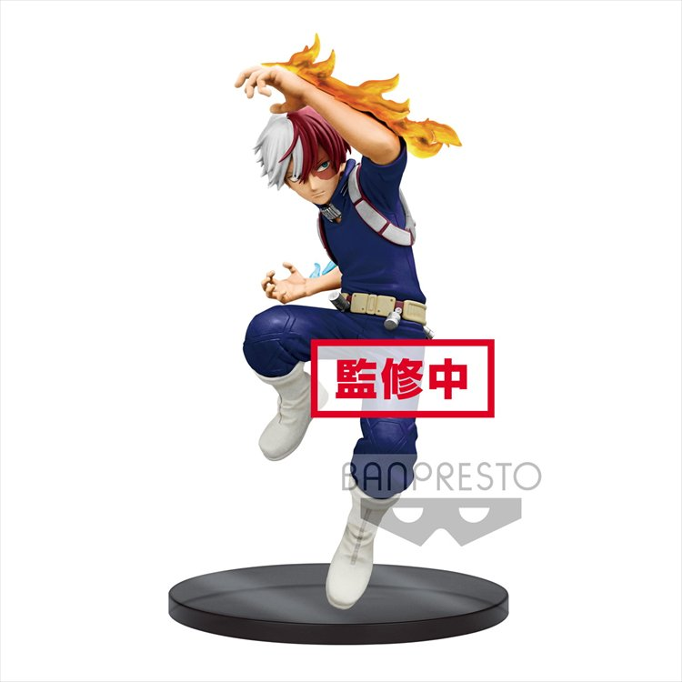 My Hero Academia - Shoto Todoroki Vol.2 Ver. Banpresto Prize Figure