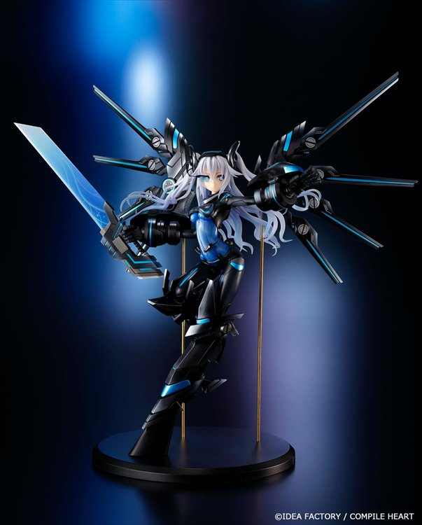 Megadimension Neptunia VII - 1/7 Next Black PVC Figure