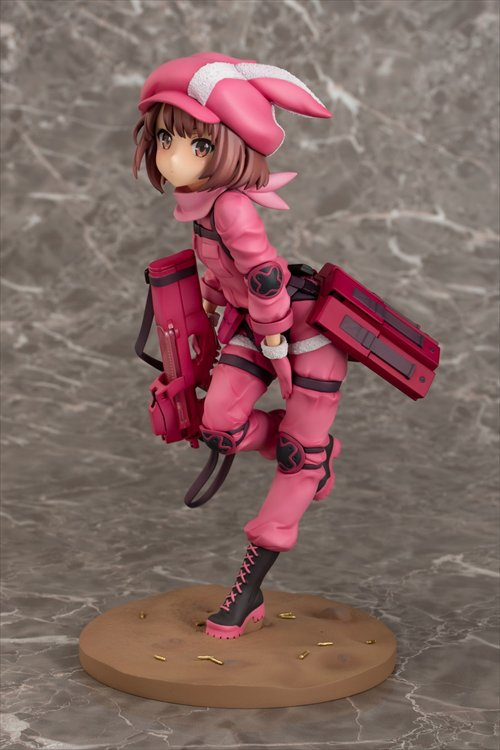 Sword Art Online Alternative Gun Gale Online - 1/7 Llenn Desert Bullet Ver PVC Figure