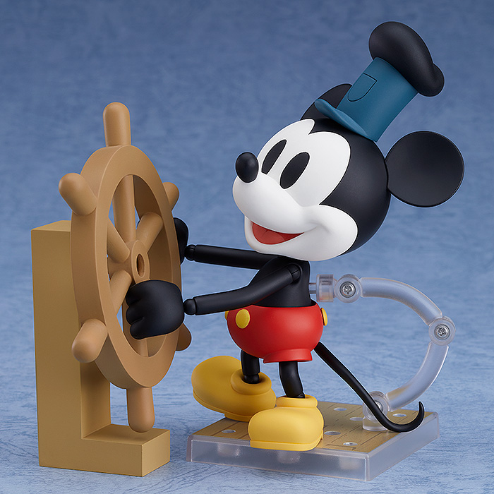 Disney - Steamboat Willie Mickey Mouse: 1928 Color Ver. Nendoroid