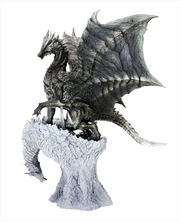 Monster Hunter - Capcom Figure Builder Creators Model Kushala Daora PVC Figure Re-release