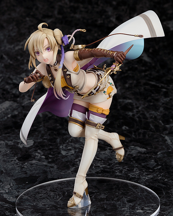 Record Of Grancrest War - 1/7 Siluca Meletes PVC Figure