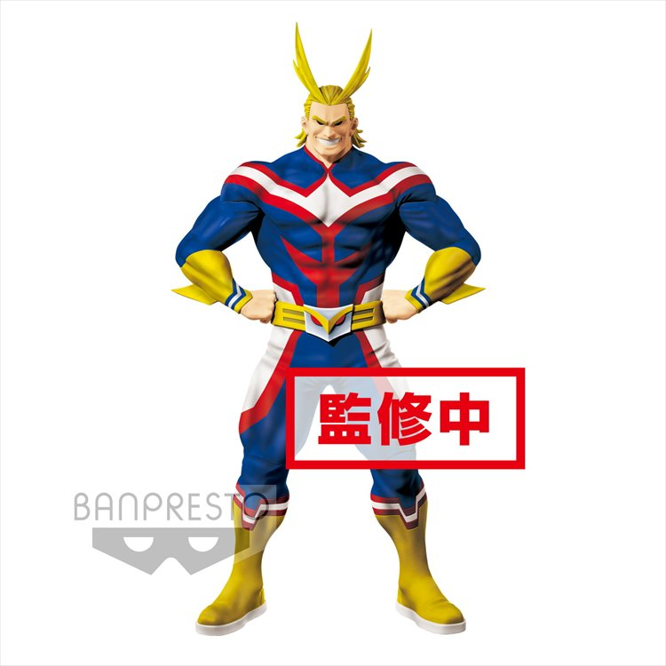 My Hero Academia Age of Heroes - All Might Banpresto Prize Figure