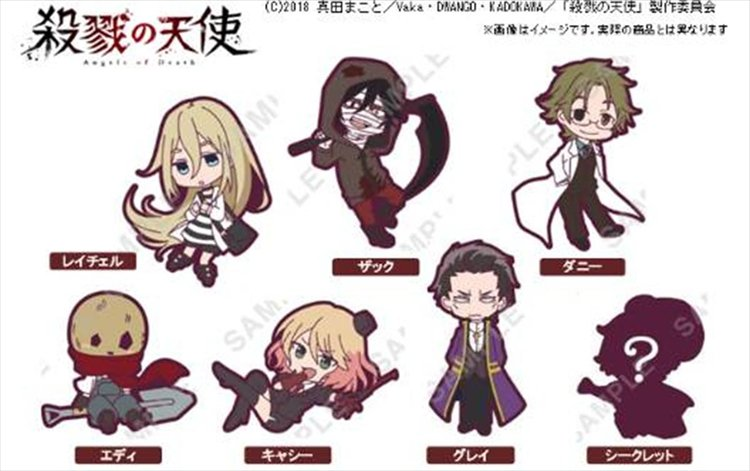 Angels of Death - Rubber Strap SINGLE BLIND BOX
