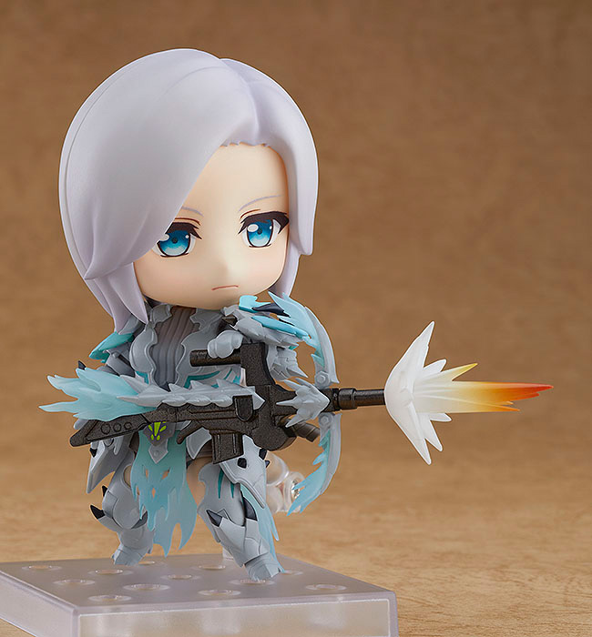 Monster Hunter World - Female Hunter Xeno Jiva Beta Armor DX Ver Nendoroid