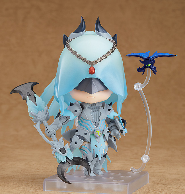 Monster Hunter World - Female Hunter Xeno Jiva Beta Armour Soubi Ver Nendoroid