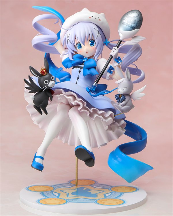 Is the Order a Rabbit - 1/7 Chino Mahou Shoujo Ver. PVC Figure Re-release