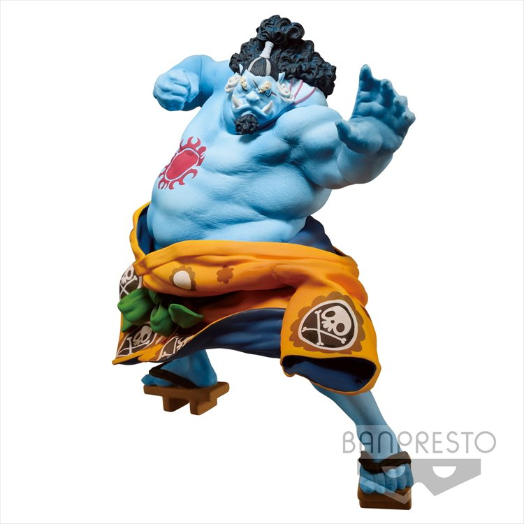 One Piece - Jinbe Normal Color Ver. World Colosseum 2 Vol.4 Prize Figure