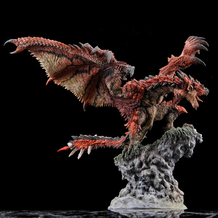 Monster Hunter - Capcom Figure Builder Creators Model Rathalos PVC Figure Re-release