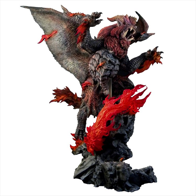 Monster Hunter - Capcom Figure Builder Creators Model Teostra PVC Figure Re-release