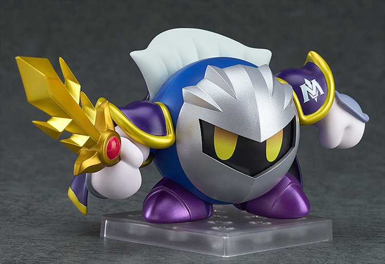 Kirby Star Warrior - Meta Knight Nendoroid Re-release