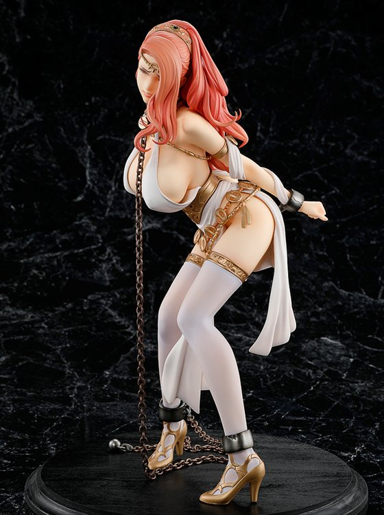 Oda non Original Character - 1/6 The Alluring Queen Pharnelis Imprisoned by Goblins PVC Figure