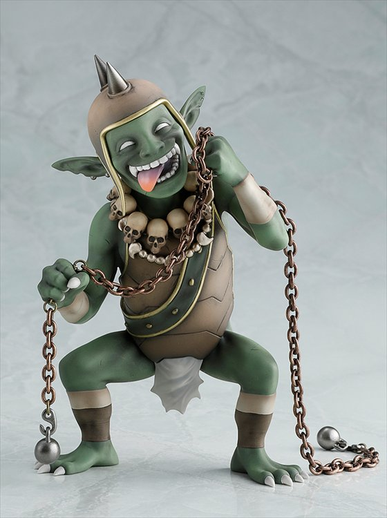 Oda non Original Character - 1/6 Goblin Figure from The Alluring Queen Pharnelis Imprisoned by Goblins PVC Figure