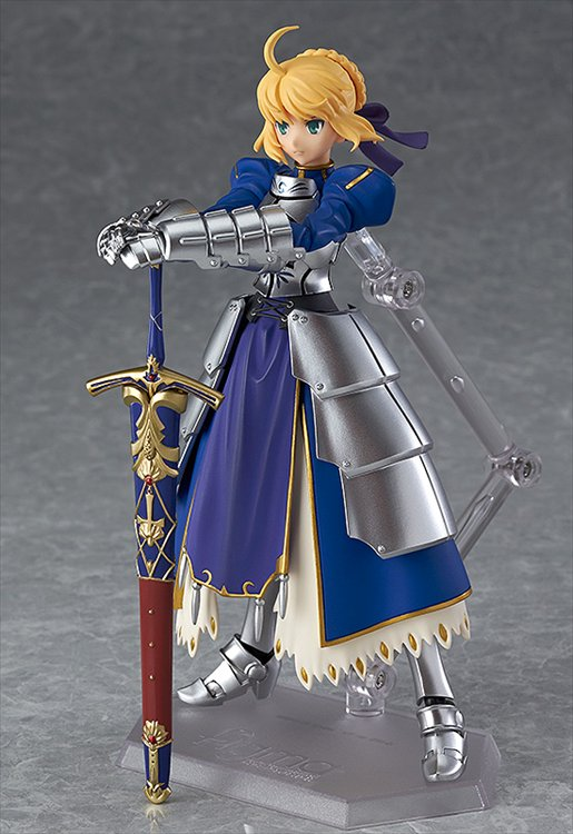 Fate/Stay Night - Saber 2.0 figma Re-release