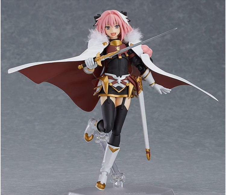Fate/Apocrypha - Rider of Black / Astolfo figma