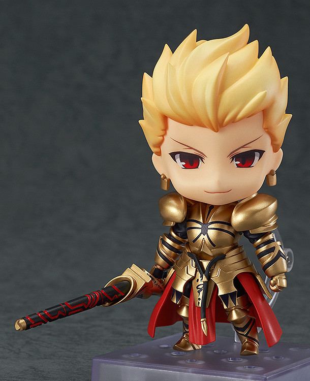 Fate/Stay Night - Gilgamesh Nendoroid Re-release