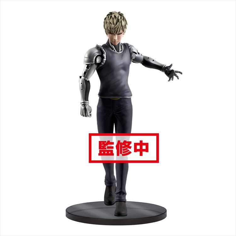 One Punch Man - Genos DXF Prize Figure