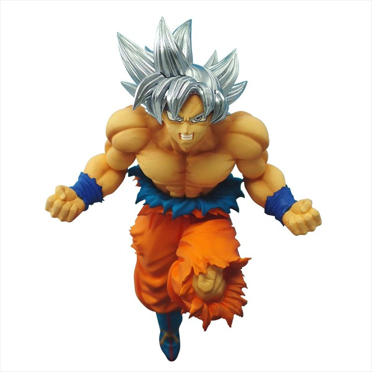 Dragon Ball Super - Son Goku Ultra Instinct Z Battle Ver. Prize Figure