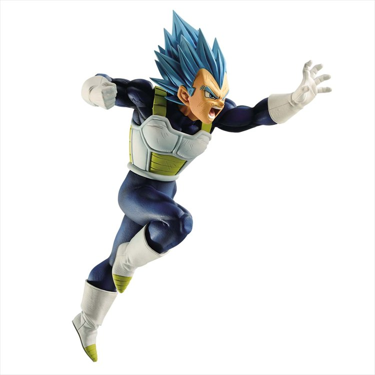 Dragon Ball Super - Vegeta Super Saiyan Blue Z Battle Ver. Prize Figure