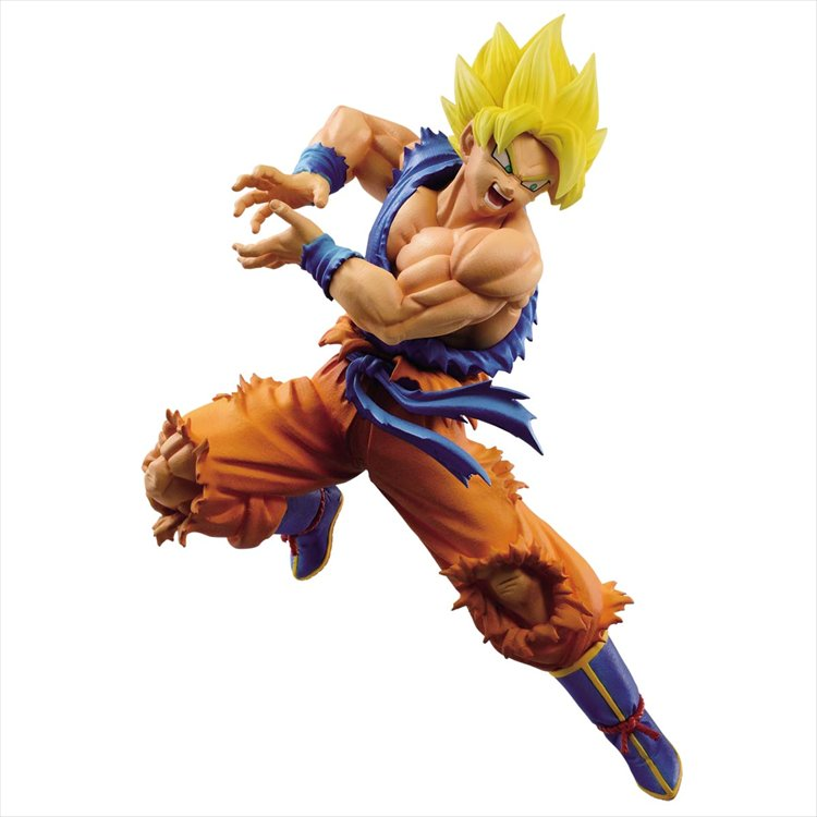 Dragon Ball Super - Son Goku Super Saiyan Z Battle Ver. Prize Figure